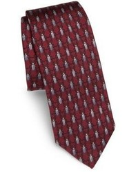 Dolce & Gabbana Silk Printed Tie