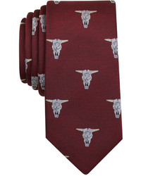 Bar III Western Graphic Print Tie Only At Macys