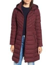 Stretch quilted walker coat medium 8686375