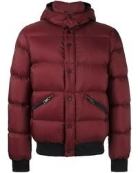 Armani Jeans Hooded Down Jacket