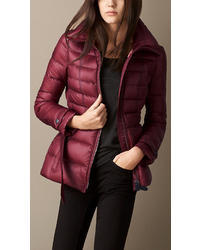 Burberry Channel Quilted Puffer Jacket