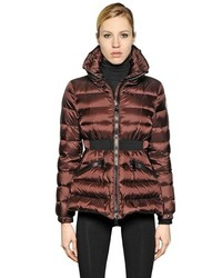 Moncler Talcy Matte Nylon Down Jacket