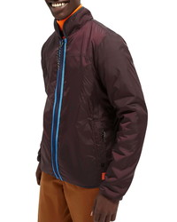 Scotch & Soda Reversible Fleece Jacket