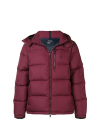 Polo Ralph Lauren Zipped Up Padded Jacket