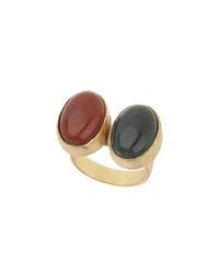 Topshop Semi Precious Ring