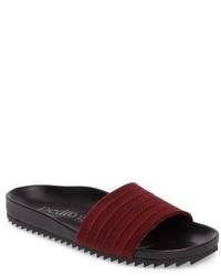 f60133f4705e The Row Ellen Ruched Satin Mule Sandal Out of stock · Pedro Garcia Amparo  Slide Sandal