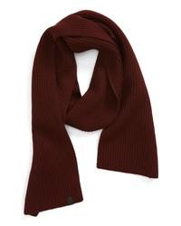 AllSaints Merino Wool Scarf