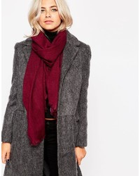 Oasis Oversized Textured Scarf