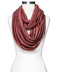 Mossimo Solid Jersey Knit Infinity Scarf