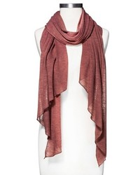 Mossimo Solid Jersey Knit Oblong Scarf