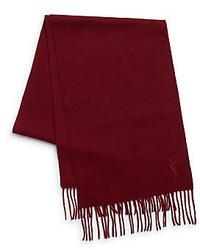Wool cashmere scarf medium 386857