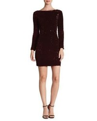 Dress the Population Scoopback Bodycon Dress