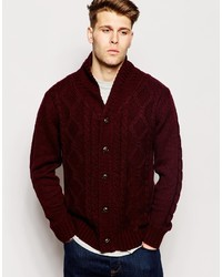 Brave Soul Shawl Neck Cardigan