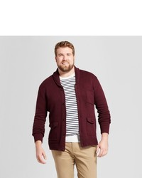 Goodfellow Co Big Tall Shawl Pocket Cardigan