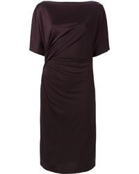 Givenchy Draped Detail Shift Dress