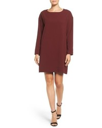 Long sleeve shift dress medium 845085
