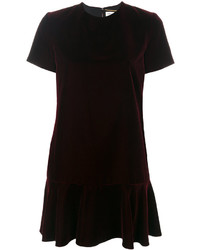 Short sleeve shift dress medium 4990960