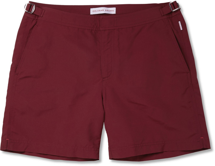 ... Orlebar Brown Bulldog Mid Length Swim Shorts ...