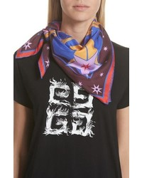 Givenchy Iconic Flash Silk Twill Scarf