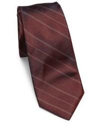 Theory Stitched Silk Tie