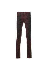 Fagassent Faded Skinny Jeans