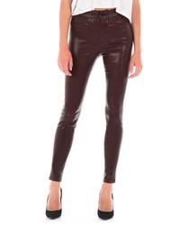 Fidelity Denim Luna High Waist Skinny Ankle Jeans