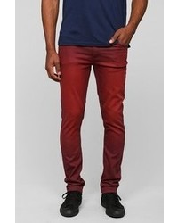 Cheap Monday Tight Smoking Red Skinny Jean