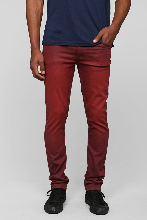 Cheap Monday Tight Smoking Red Skinny Jean | Where to buy & how to ...