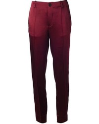 Burgundy skinny pants original 4260997
