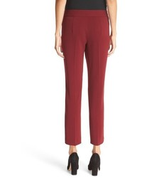 Milly Cady Skinny Ankle Pants