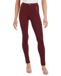 Saks Fifth Avenue Solid Paneled Pants