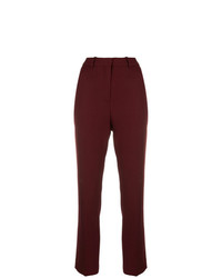 Victoria Victoria Beckham Tailored Fitted Trousers