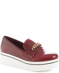 Stella McCartney Binx Slip On Platform Sneaker