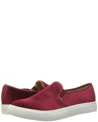 Chinese Laundry Dirty Laundry Franklin Velvet Sneaker Slip On Shoes