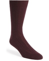 John W. Nordstrom Cashmere Blend Socks