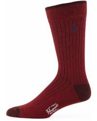 Original Penguin Penguin Providence Combed Cotton Marled Socks
