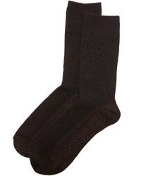 Sheer sparkle trouser socks medium 5312280