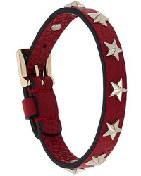 RED Valentino Star Studded Bracelet