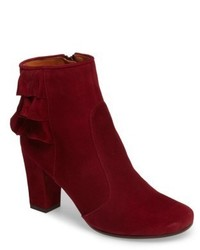 Acha ruffle bootie medium 5360653