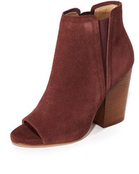 Kendyll open toe booties medium 747048