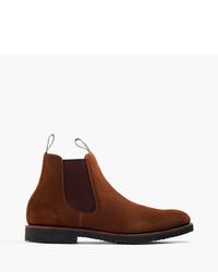 Kenton suede chelsea boots medium 790064