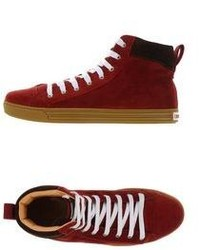 DSquared 2 High Tops Trainers
