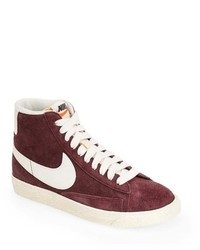 huge discount f2feb 212f8 Nike Blazer Vintage High Top Basketball Sneaker