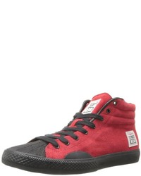 Vision Street Wear Suede High Fashion Sneaker