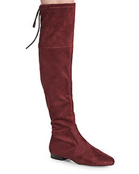 Ivanka Trump Muvi Over The Knee Boots