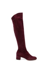 L'Autre Chose Over Knee Boots