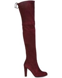 Stuart Weitzman Thigh Length High Boots