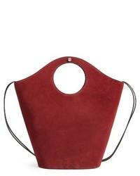 Market leather suede shopper black medium 3943984