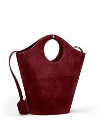 Market suede shopper tote bag medium 3729647