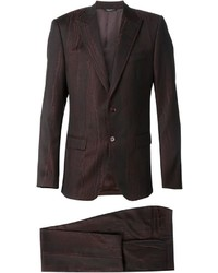 Dolce & Gabbana Shiny Two Piece Suit